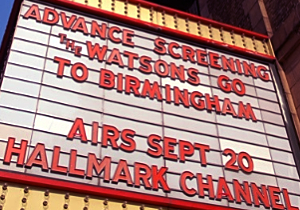 The Watsons Go to Birmingham – Screening License Feature Image