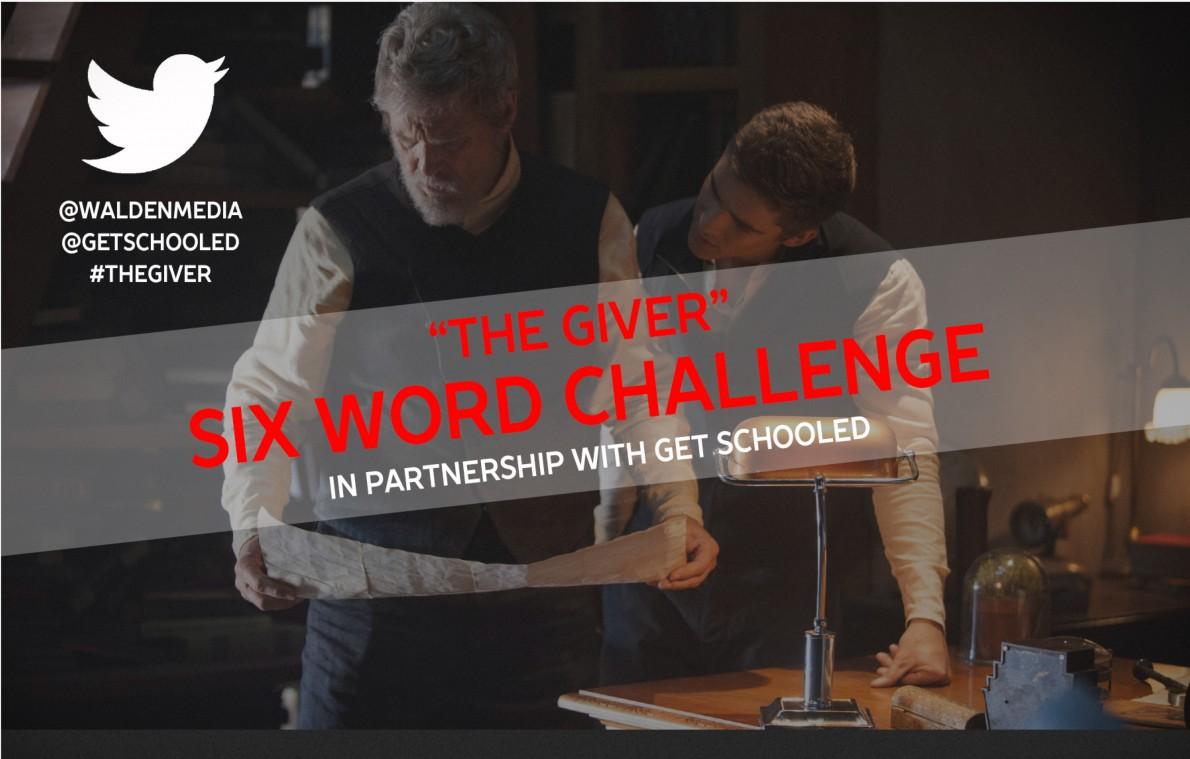 Six Word Challenge graphic 5
