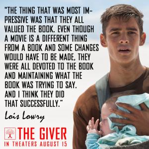 TheGiver-LoisLowryValuedBook