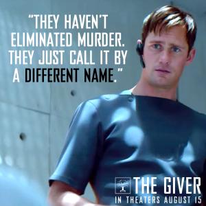 TheGiver-Murder