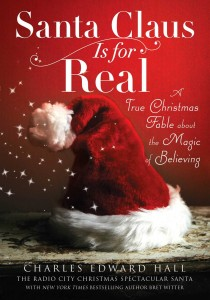 santa is for real cover