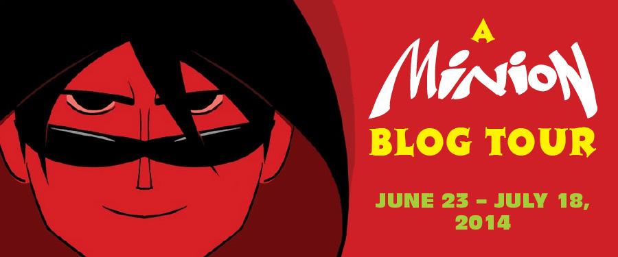 minion blog tour