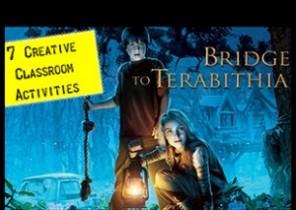 Bridge to Terabithia:  7 Creative Classroom Activities Feature Image