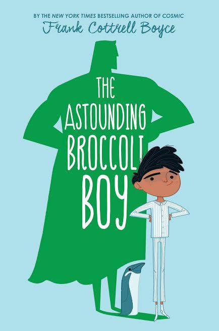 Broccoli Boy Cover