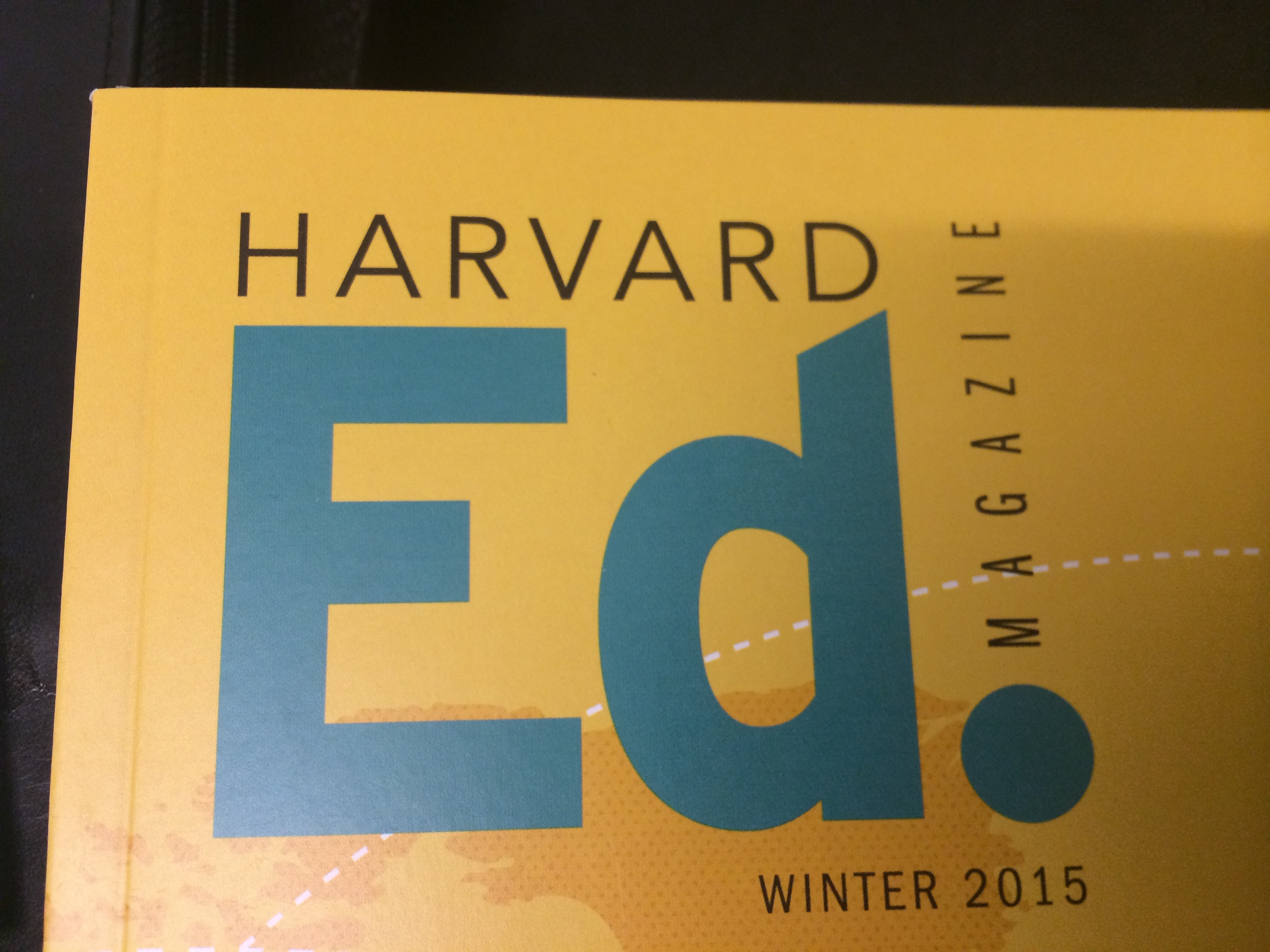 """Harvard Ed. Magazine Article:  """"Movies, Books, and THE GIVER"""" post thumbnail"""