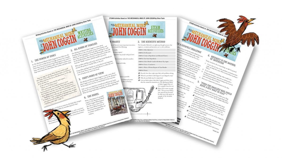 John Coggin Activities