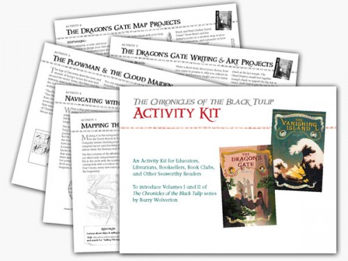 """New """"Chronicles of the Black Tulip"""" Activity Guide post thumbnail"""