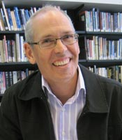 Photo of Author Richard Newsome