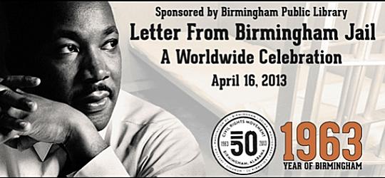 MLK's Letter from Birmingham Jail, 50 Years Later post thumbnail