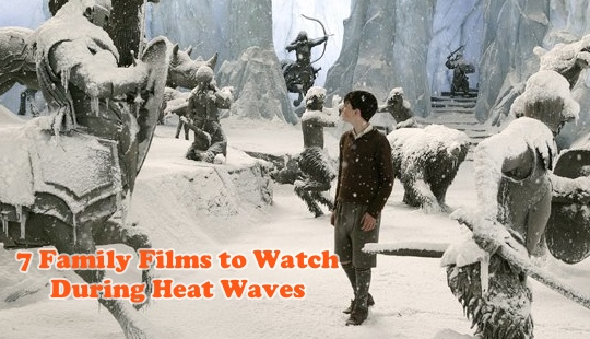 7 Family Movies for Heat Waves post thumbnail