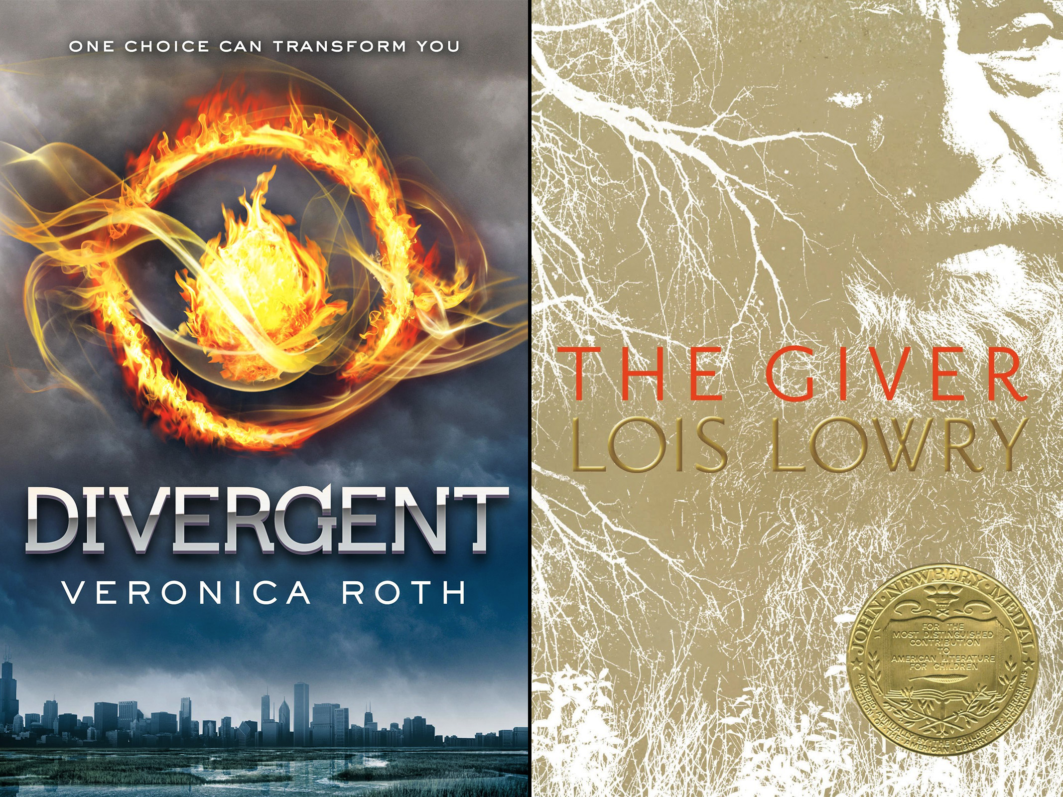 """Veronica Roth Inspired by """"The Giver"""" post thumbnail"""