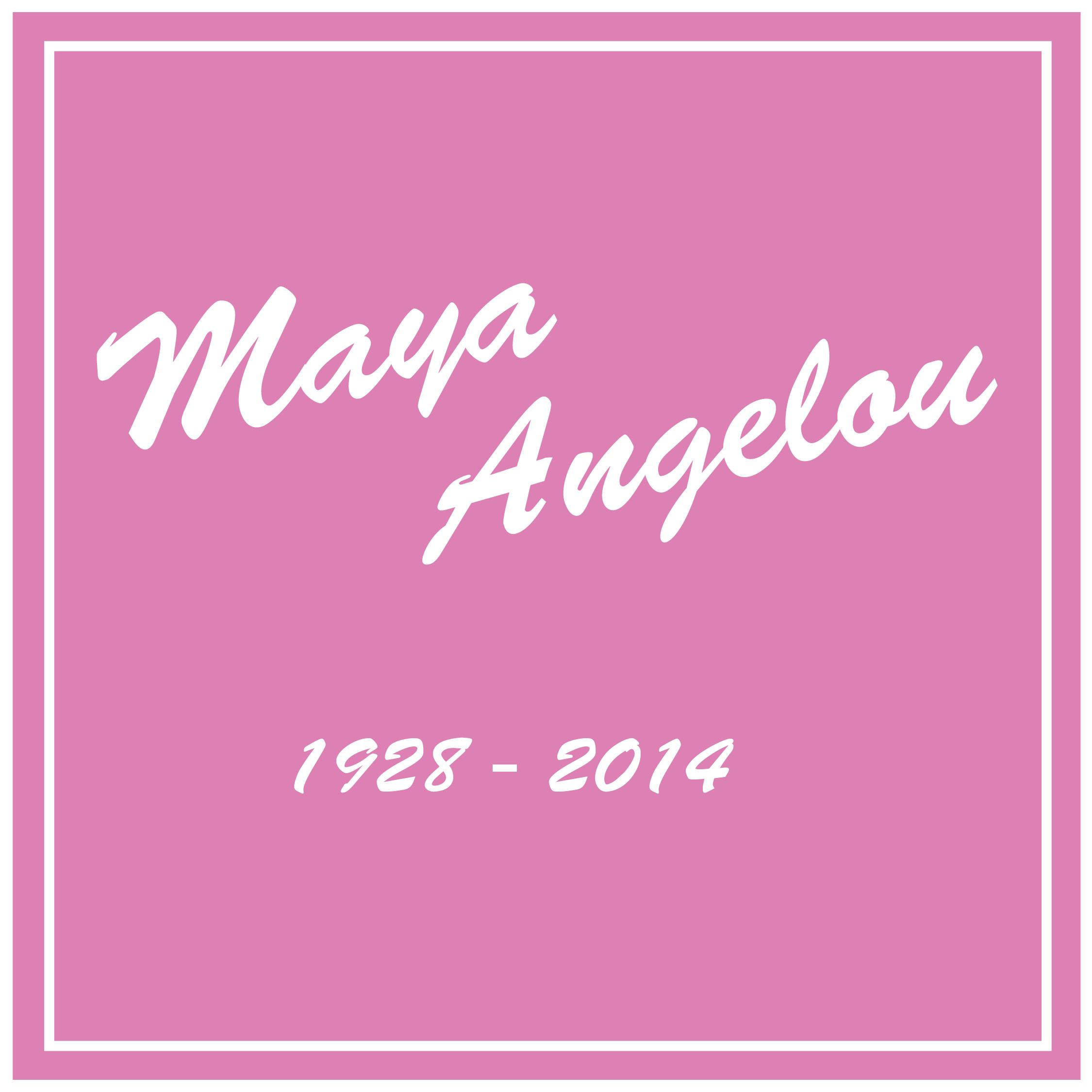 In Celebration of Maya Angelou post thumbnail