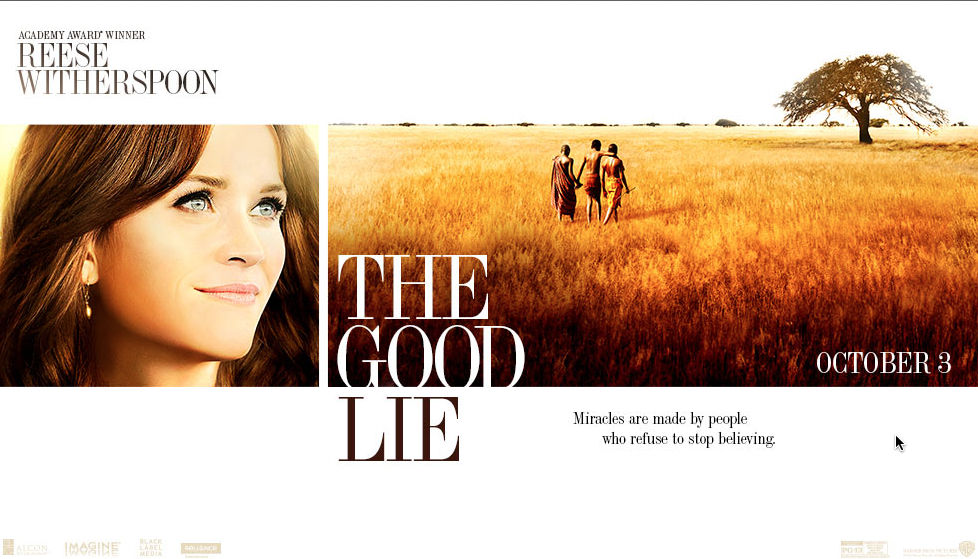 Inspirational new trailer – THE GOOD LIE post thumbnail