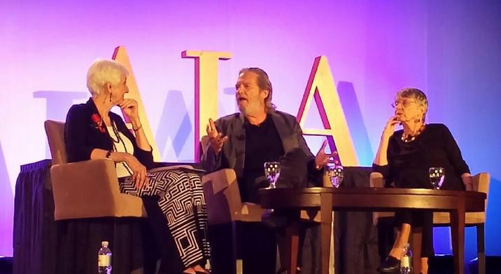 Jeff Bridges & Lois Lowry Attend Annual ALA Conference post thumbnail
