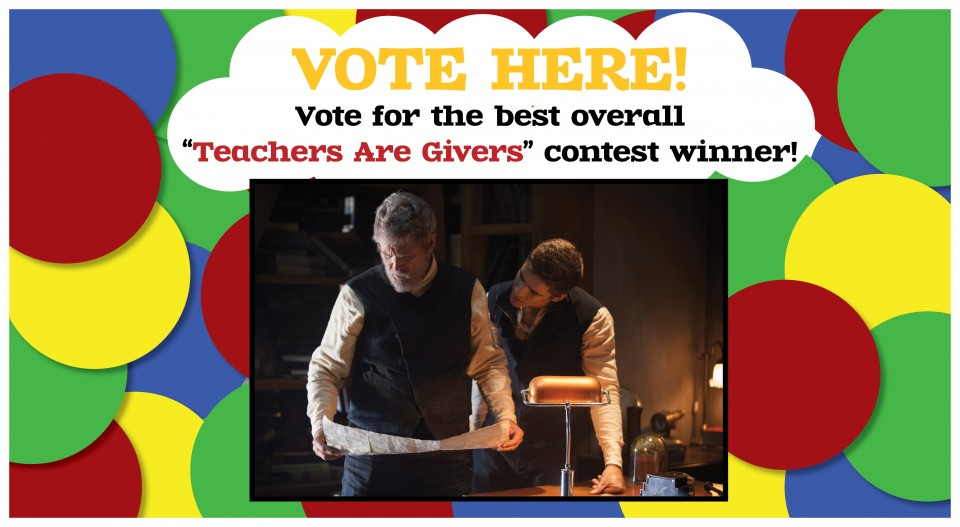 """VOTE HERE: """"Teachers Are Givers"""" Best Overall! post thumbnail"""