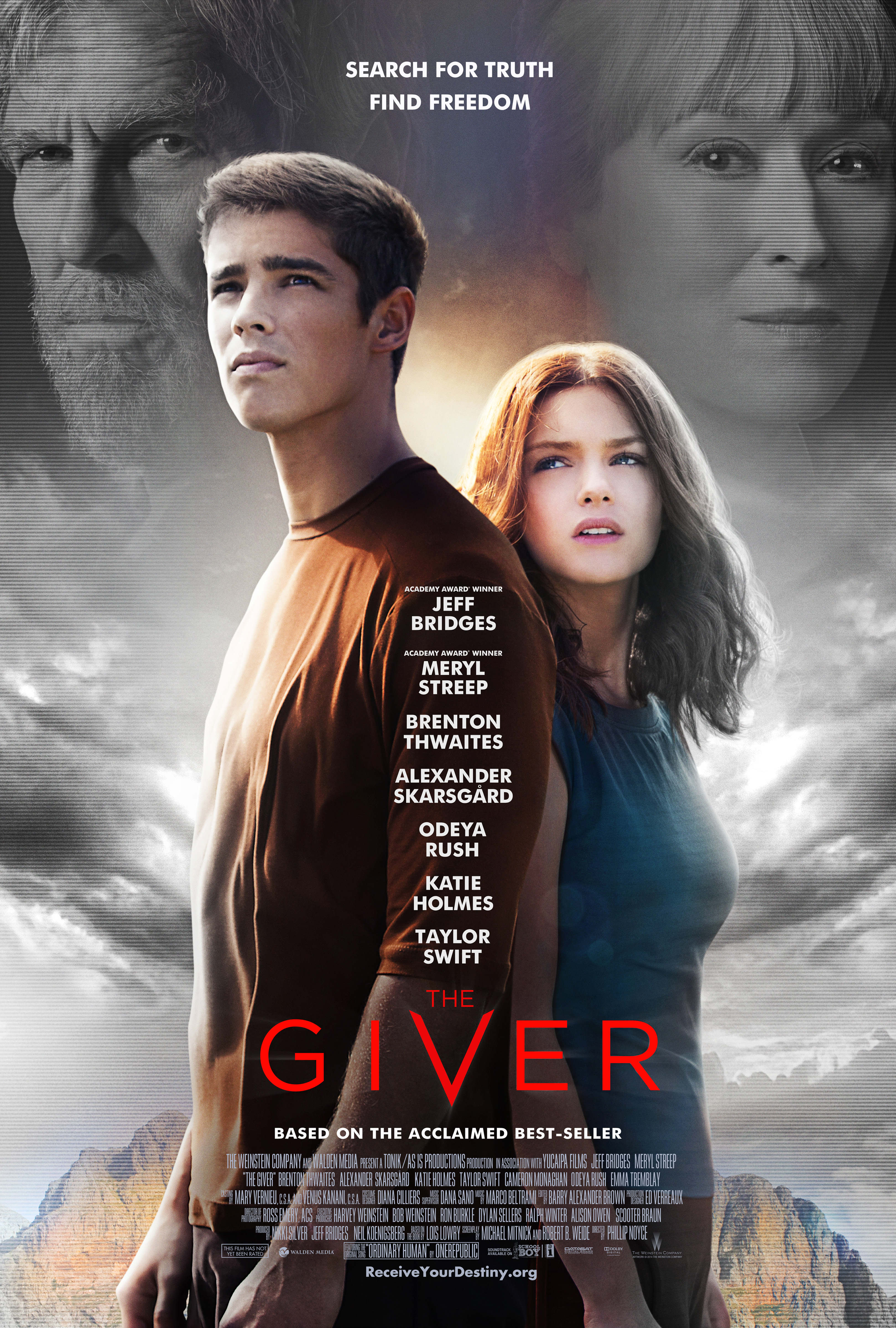 The Giver Exclusive World Premiere Red Carpet Event post thumbnail
