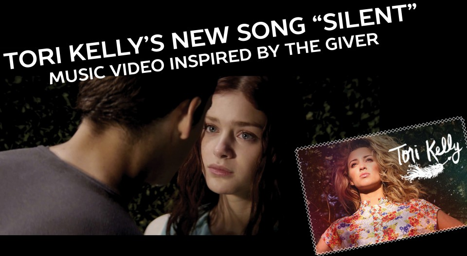 "Tori Kelly's New Song ""SILENT"" Music Video Inspired by THE GIVER post thumbnail"