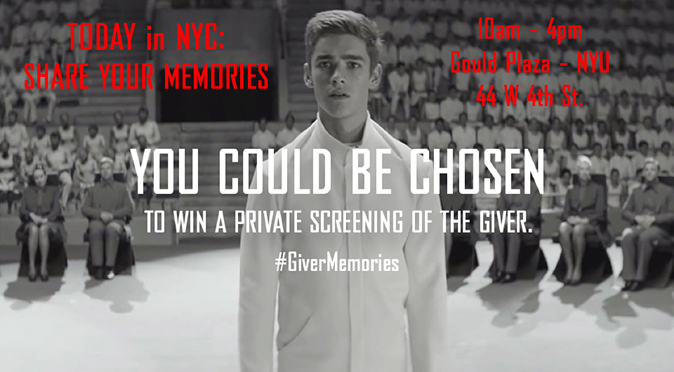 TODAY in NYC:  Contribute to the MEMORY MURAL at NYU! post thumbnail