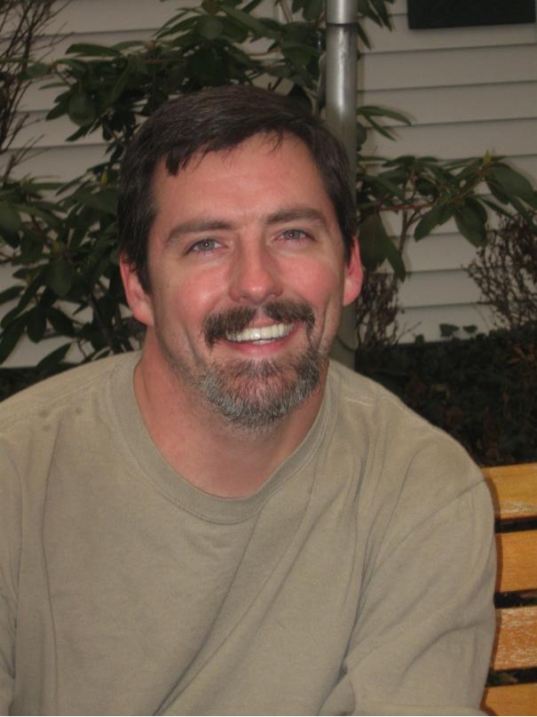 Photo of Author John David Anderson