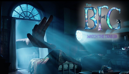 Watch the BFG Trailer! post thumbnail