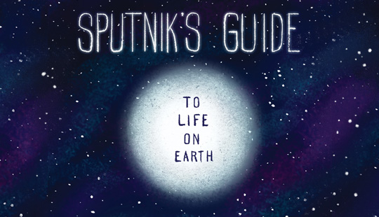 Blog Tour: Sputnik's Guide to Life on Earth post thumbnail