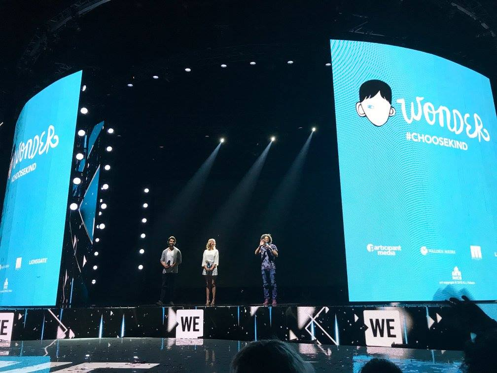 Wonder at WE Day 2017 post thumbnail