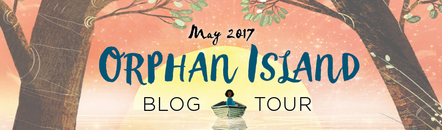 Orphan Island Blog Tour post thumbnail