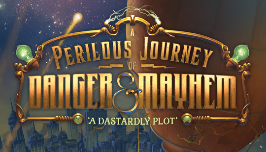 A PERILOUS JOURNEY OF DANGER & MAYHEM: A DASTARDLY PLOT EDUCATOR'S GUIDE post thumbnail