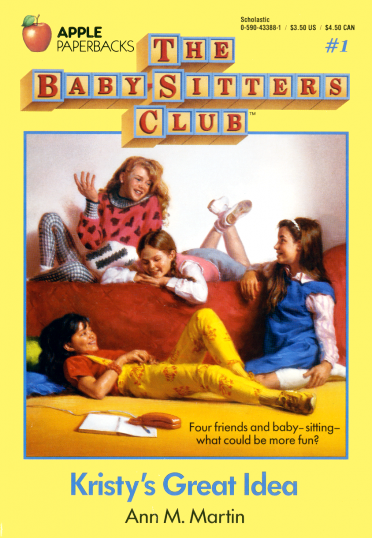 THE BABY-SITTERS CLUB is coming to TV post thumbnail