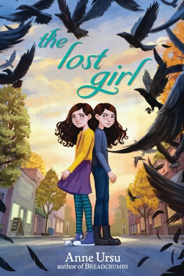 The Lost Girl Cover Reveal post thumbnail