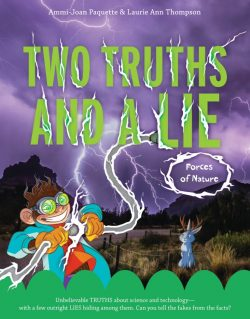 Two Truths and a Lie: Forces of Nature Cover Reveal post thumbnail