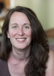Photo of Author Laurel Snyder