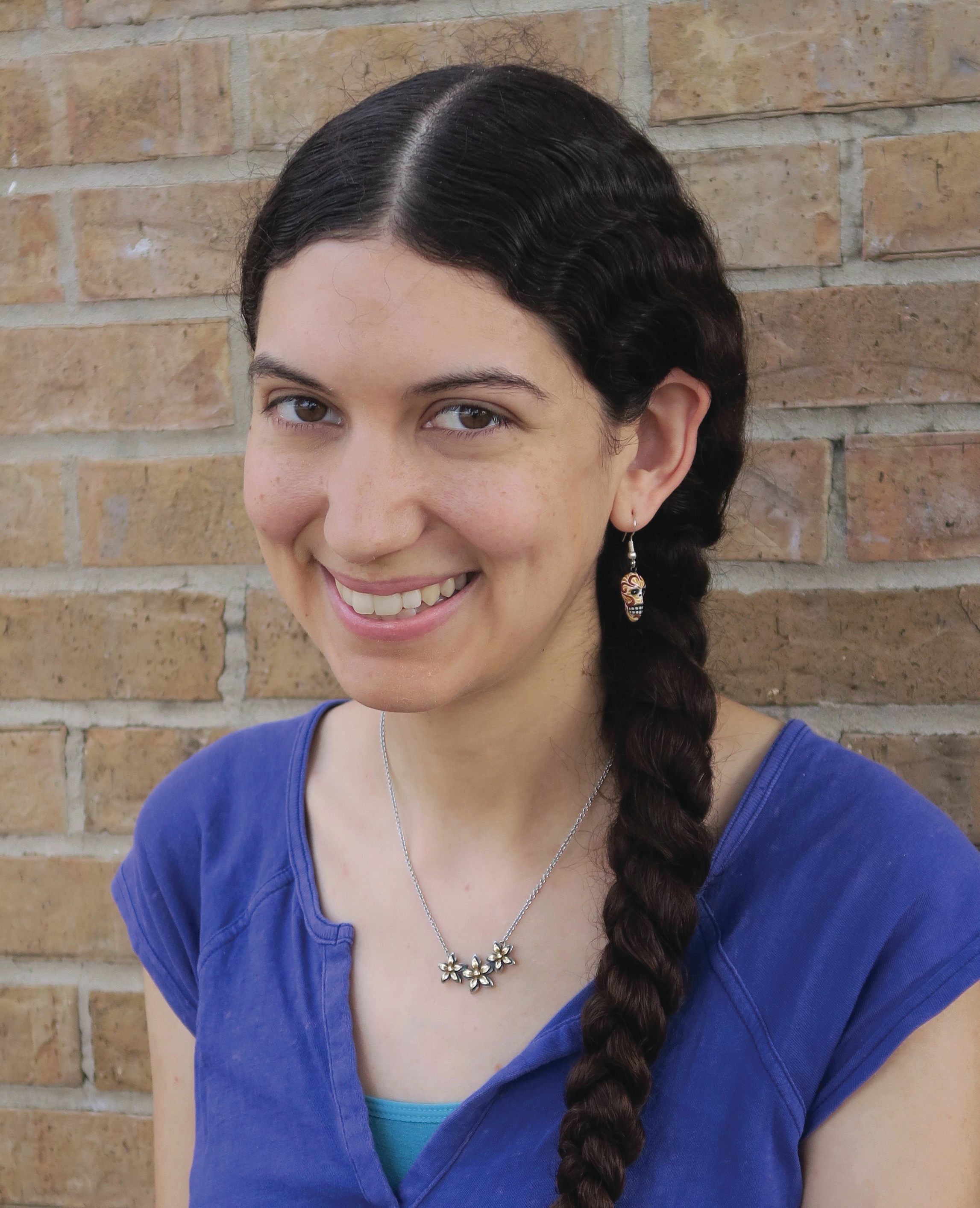 Photo of Author Anna Meriano