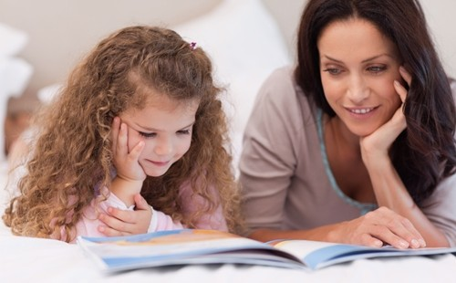 Bedtime stories promote exceptional reading skills and love of literature post thumbnail